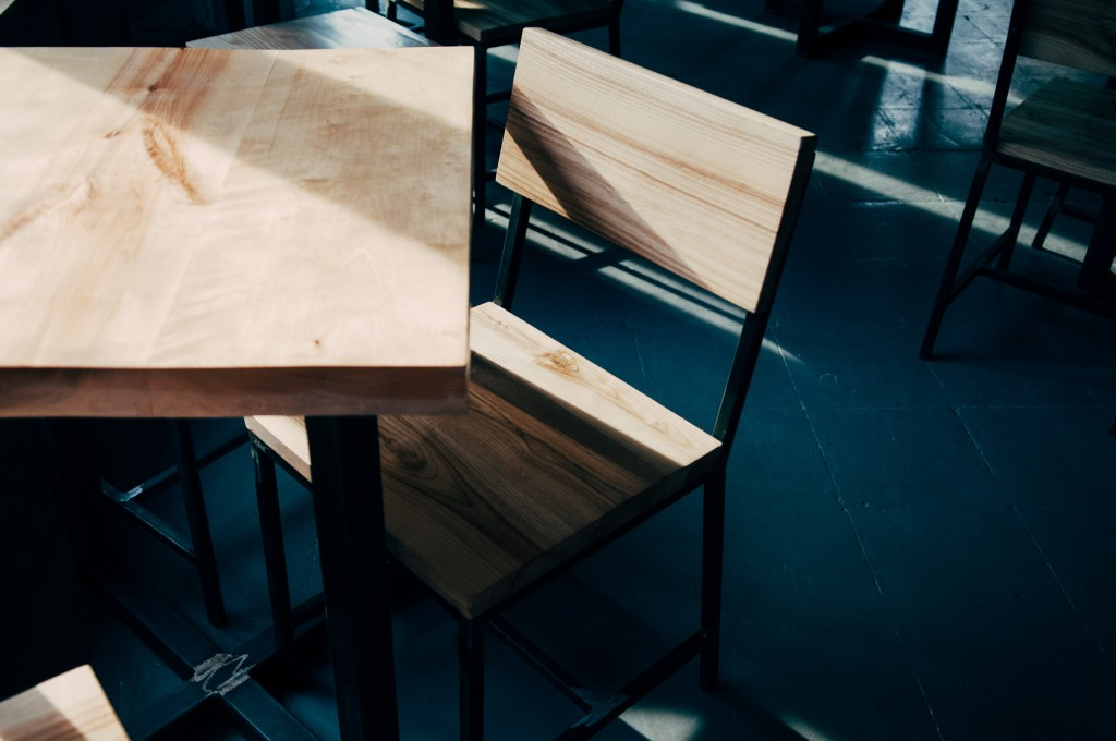 Lose customers, have empty chairs