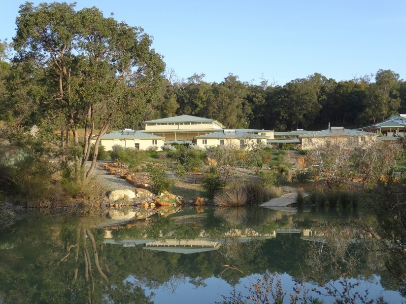 Change yourself for the better by attending a mindfulness retreat at Jhana Grove near Perth, Australia